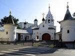 Церкви шаговой доступности