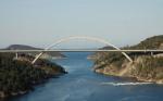 Построен мост между Швецией и Норвегией