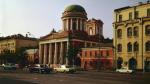 РПИ отслужит молебен возле храма, который пока занимает Музей Москвы