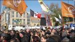 Санкт-Петербург: митинг против строительства Охта-центра