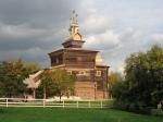 Георгиевская церковь Среднепогостского прихода