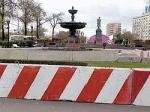 Дорога к Пушкину. Площадь, на которой стоит памятник поэту, станет частью транспортной развязки