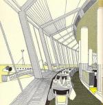 Аэропорт Хитроу в 1956 году