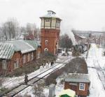 Вокзал могут разобрать на дрова