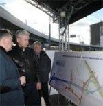 Первая развязка. Сергей Собянин посетил проблемные стройки Москвы