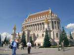 Будущая Казань: лужковское барокко и голландский деконструктивизм