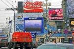 За рекламой Москвы не видно. Москомнаследия провел фотоакцию по борьбе с незаконными растяжками и баннерами