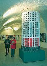 Частный взглядВыставка архитектора Михаила Белова в Музее архитектуры