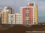 Журналистам показали второй – Кедровый – квартал екатеринбургского района «Академический»