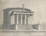 Проект Пантеона — Памятника вечной славы великих людей Советской страны на Ленинских горах