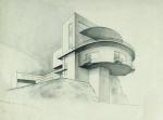 Выставка недели: Вхутемасовцев вспоминают архитектурными эскизами и циркулями