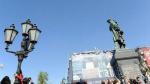 Власти Москвы пересмотрят проект реконструкции Пушкинской площади