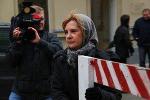 Переулок заблокировал актрису