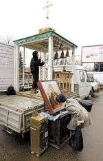 Крест на стройке. Москвичи выступают против создания «храмов шаговой доступности»