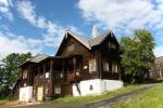 В Верхотурье сгорел «дом Распутина», построенный по проекту В.А.Покровского