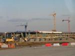 Путин открыл строительство нового аэровокзального комплекса в «Пулково»