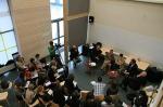 Учеба на «Стрелке» Как проходит день у студентов самого необыкновенного архитектурного института в России.