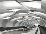 """Конечная станция самого красивого метро в мире. """"Новокосино"""", которую сдадут в 2011 году, может стать последним украшением московской подземки"""