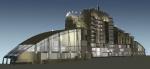 Завершение строительства отеля «Звездный-2» запланировано на 1 квартал 2011 года