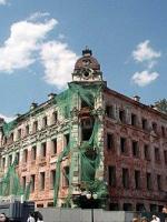 Старую Казань разбирают по кирпичикам. Схема отработана, дома сносят как бы невзначай