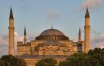 Реставрация собора Святой Софии в Стамбуле близится к концу