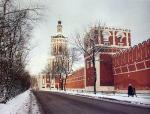 Состоялось организационное заседание совета по вопросам сохранения ансамбля Донского монастыря