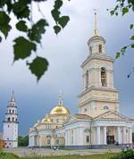 Спасо-Преображенский собор Невьянска