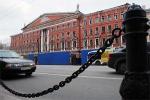 На Невском защищают Белинского. Петербургские и московские градозащитники выступили против реконструкции «Литературного дома»