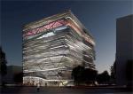 Архитекторы представили областную библиотеку в виде стопки книг