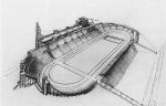 Международный Красный Стадион – спортивная коммунистическая утопия . Часть 1
