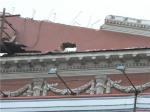 "Разборка ""Литературного дома"" этим утром возобновилась (фото, видео)"