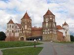 Реставрация замкового комплекса Мир продолжится до 2013 года