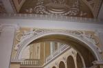 Павловский дворец. Реставрация галереи Гонзаго