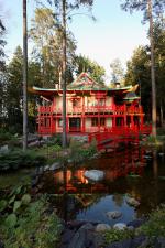 Три дома Олега Карлсона, или Форма, продиктованная сутью