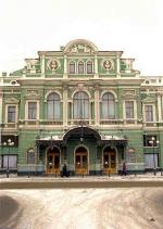 Опущен занавес БДТ им. Г.А. Товстоногова покидает стены исторического здания на набережной Фонтанки