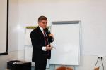 Александр Кибовский прочел на Стрелке лекцию о сохранении культурного наследия в Москве