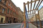 Чиновники изменят условия сноса зданий в центре Петербурга