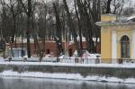 Зимние странности Летнего сада. Что в эти дни происходит за знаменитой оградой?