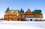 Деревянный дворец в Коломенском готовится к открытию