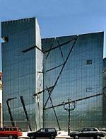 Здание Банка на Паризер плац (Ф. Гери), Еврейский музей (Д. Либескинд). 4-е письмо о современной архитектуре Берлина