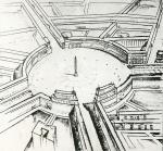 Все могло быть совсем иначе или проекты реконструкции московских площадей по генплану 1935 года