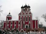 Котельники. Церковь Казанской Божьей Матери