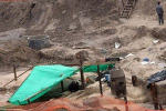 Археологи пишут письмо министру культуры. Археологи, работавшие на Охтинском мысу, обсудили, что угрожает их находкам