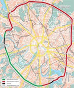 Собянин завернул четвертое кольцо. Московские власти приостановили строительство ЧТК