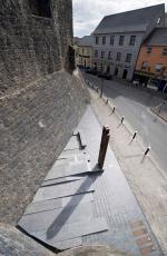 В память об ирландских воинах-интернационалистах