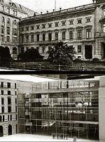 Академия Художеств на Паризер плац (продолжение). 10-е письмо об архитектуре Берлина