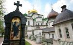 Ново-Иерусалимский монастырь будут восстанавливать даже в морозы