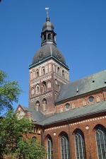 Домский собор в Риге реставрируют за 4,4 млн евро