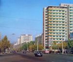 Пхеньян 1980-х: архитектура и жилища