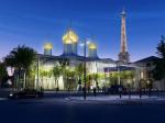 Православный храм в Париже построят из белого камня и окружат садом